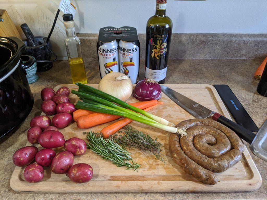 Midwest Cooks Irish Coddle