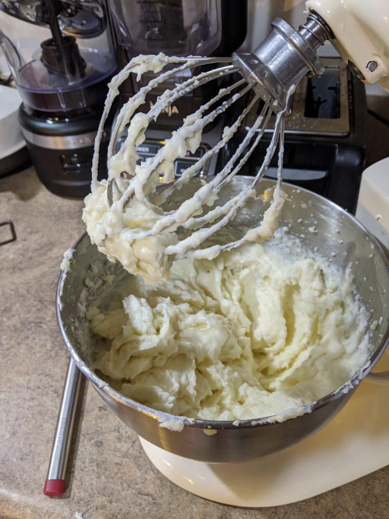 Shepherds Pie Twice Baked Mashed Potatoes