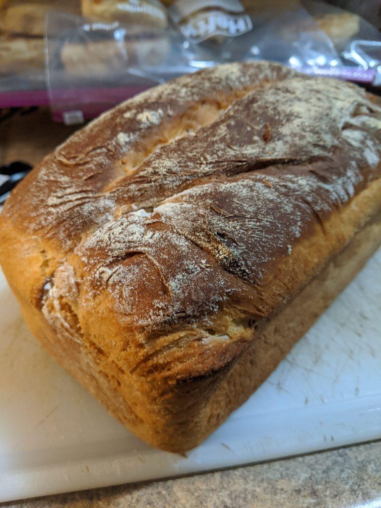 Baking an Amazing Homemade Sourdough